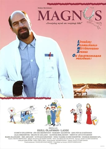 Poster of Magnús