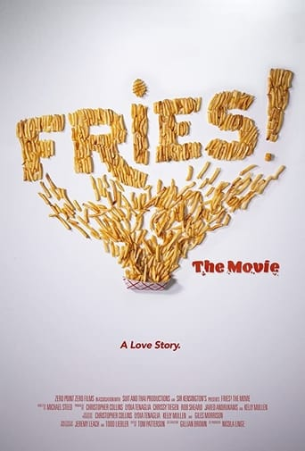Poster of Fries! The Movie