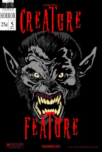 Poster of Creature Feature