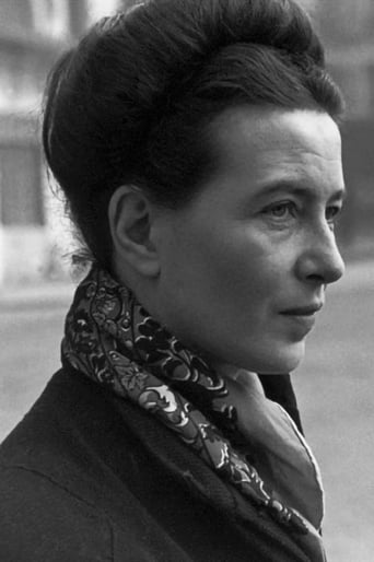 Poster of Simone de Beauvoir: Two Interviews