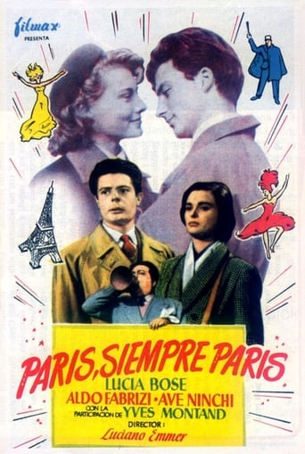 Poster of Paris Is Always Paris