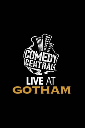 Poster of Live at Gotham