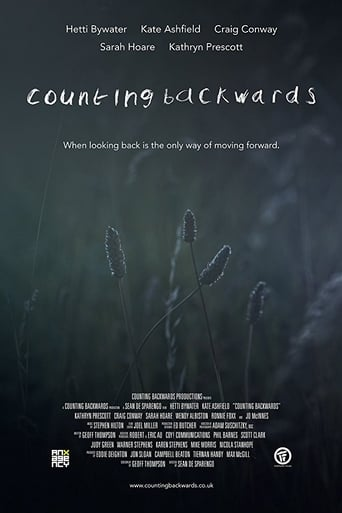 Poster of Counting Backwards