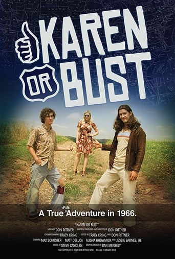 Poster of Karen or Bust