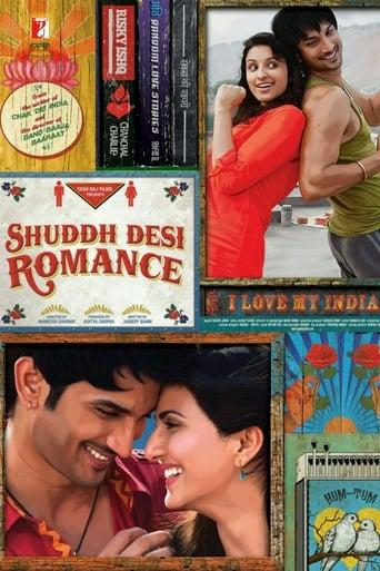 Poster of Shuddh Desi Romance