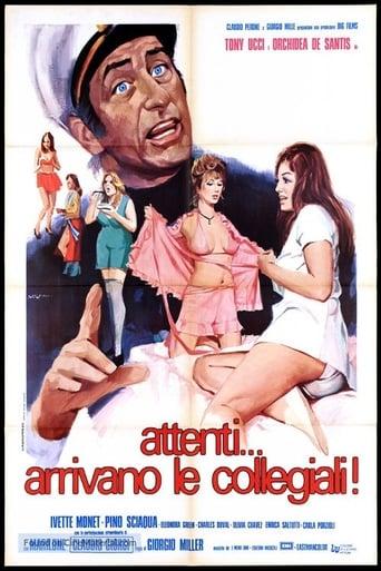 Poster of Attenti... arrivano le collegiali!