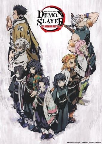 Poster of Demon Slayer: Kimetsu no Yaiba the Hashira Meeting Arc