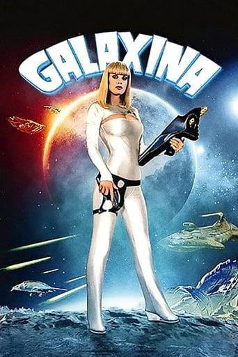 Poster of Galaxina