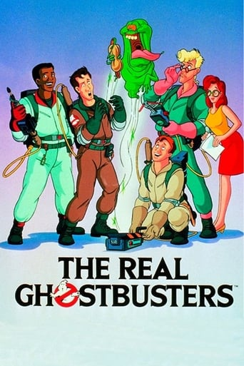 The Real Ghostbusters Online