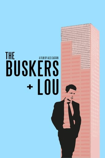 Poster of The Buskers + Lou
