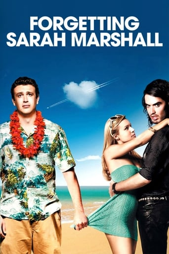 Poster of Forgetting Sarah Marshall