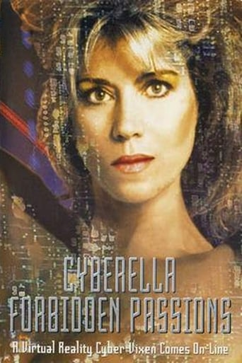 Poster of Cyberella : Forbidden Passions