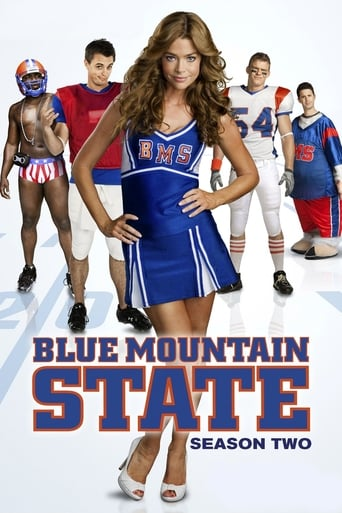 Mėlynųjų Kalnų Koledžas / Blue Mountain State (2010) 2 Sezonas