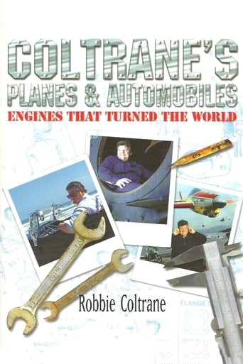 Poster of Coltrane's Planes and Automobiles