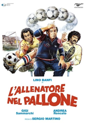 Poster of L'allenatore nel pallone