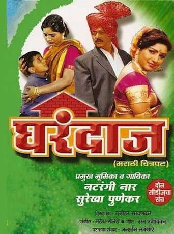 Poster of Gharandaaz