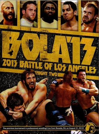 Poster of PWG: 2013 Battle of Los Angeles - Night Two