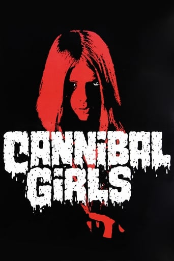 Poster of Cannibal Girls
