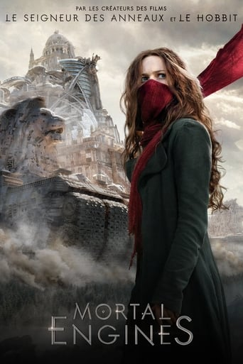 Image du film Mortal engines
