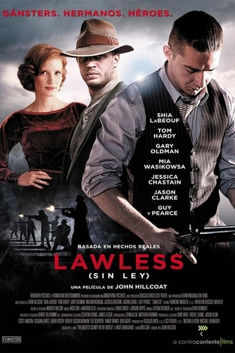 Poster of Lawless (Sin ley)