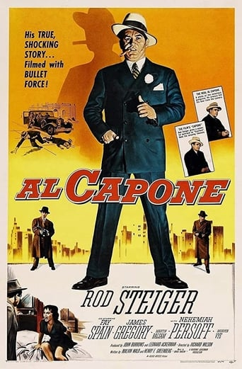 Poster of Al Capone