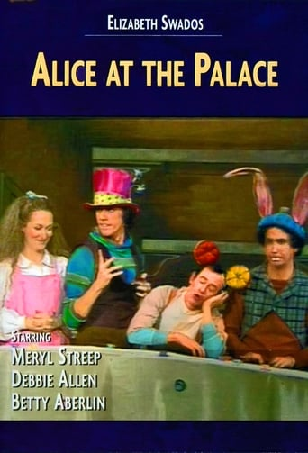 Poster of Alice at the Palace
