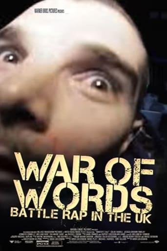 How old was Scroobius Pip in War of Words: Battle Rap in the UK