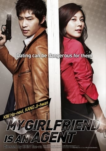My Girlfriend Is an Agent poster