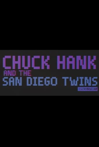 Poster of Chuck Hank and the San Diego Twins