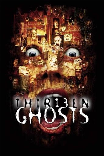 Poster of Thir13en Ghosts