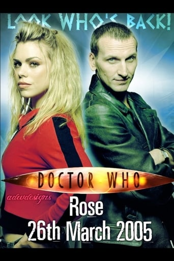 Poster of Doctor Who: Rose