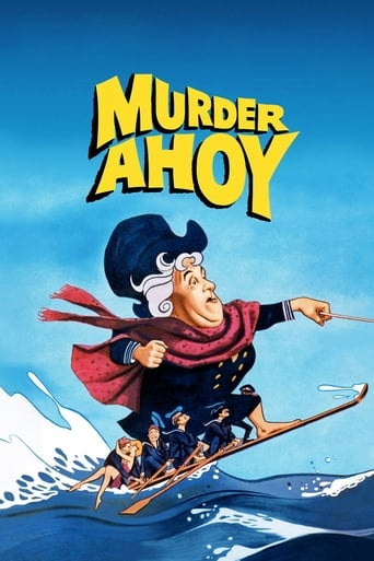 Poster of Murder Ahoy