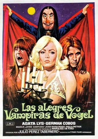 Poster of The Lively Vampires of Vögel