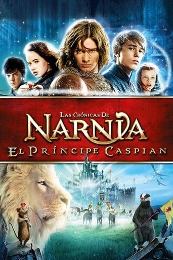 Poster of Las crónicas de Narnia: El príncipe Caspian