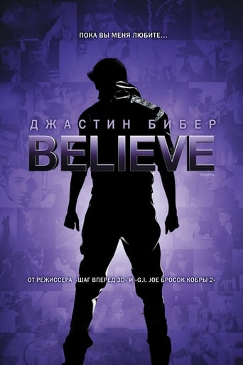 Poster of Justin Bieber's Believe