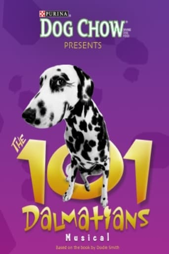 Poster of The 101 Dalmatians Musical