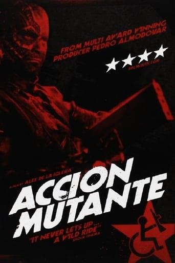 Acción mutante Poster