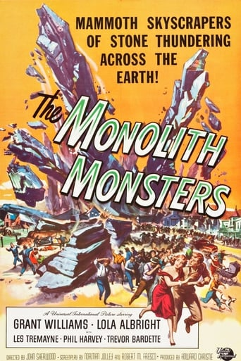Poster of The Monolith Monsters