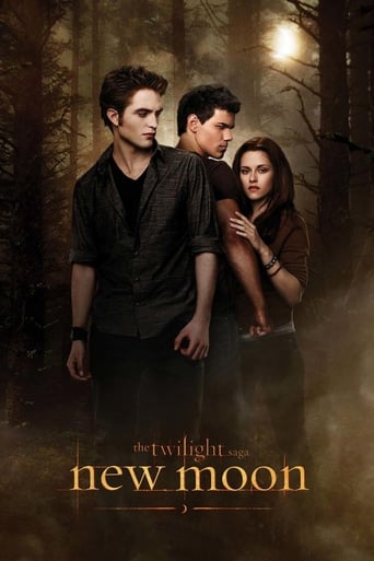 Poster of The Twilight Saga: New Moon