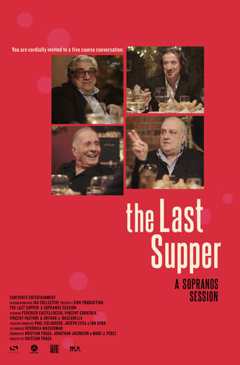 Poster of The Last Supper: A Sopranos Session