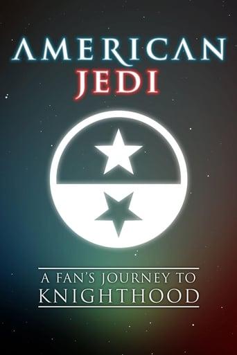 American Jedi poster