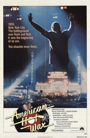 Poster of American Hot Wax