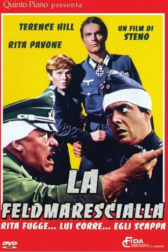 Poster of Rita the Field Marshal