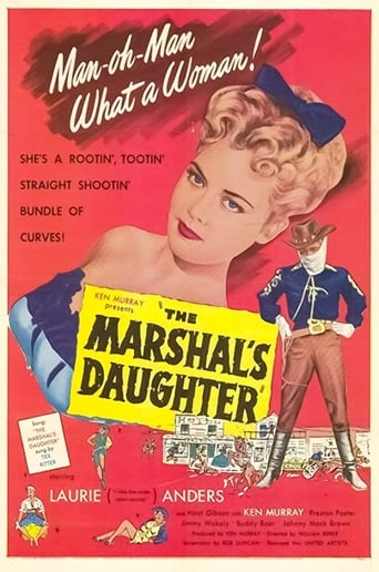 Poster of The Marshal's Daughter
