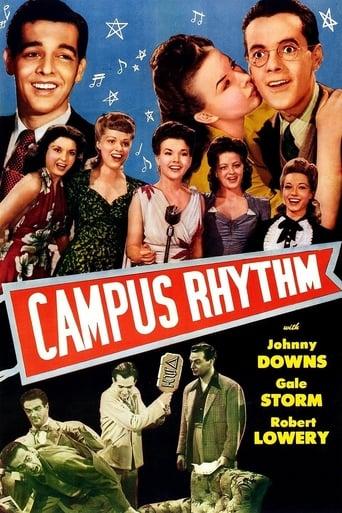 Poster of Campus Rhythm