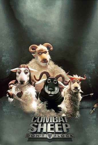 Combat Sheep poster