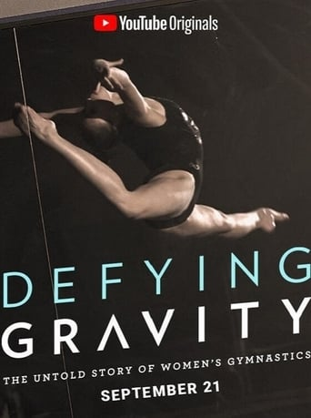 Poster of Defying Gravity: The Untold Story of Women's Gymnastics