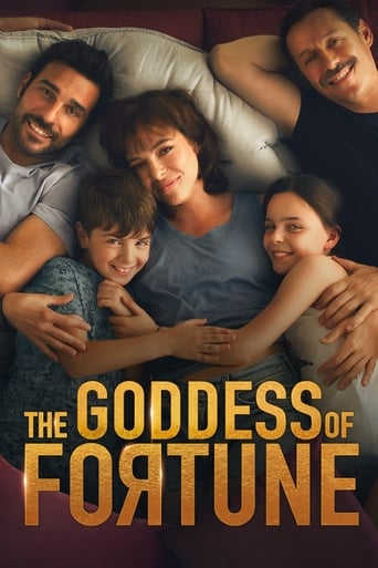 Poster of The Goddess of Fortune