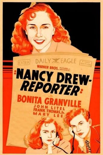 Poster of Nancy Drew... Reporter
