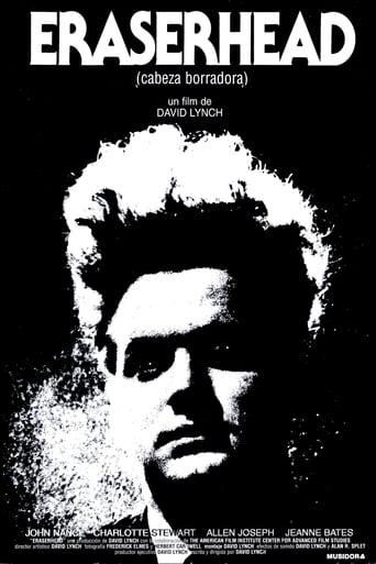 Poster of Eraserhead (Cabeza borradora)